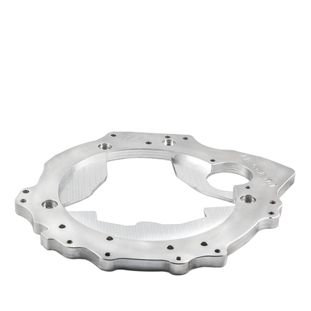 PMC Motorsport Gearbox Adapter Plate Nissan RB RB20 RB25 RB26 RB30 - Nissan Patrol Y61ZD30