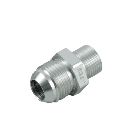 PMC Motorsport Aluminium flare fitting M/M AN10 - M24x1.5 (Fitting Adapter)