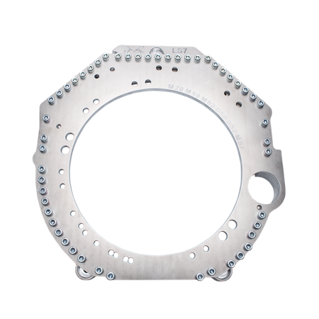 PMC Motorsport Gearbox Adapter Plate GM Chevrolet V8 LS LS1 LS3 LS7 LSX LSA - BMW M50 M52 M54 M57 S50 S52 S54 ZF310 ZF320 GS5-39DZ E46 M3 E36 M3