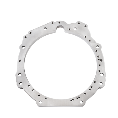 PMC Motorsport Gearbox Adapter Plate Lexus / Toyota V8 UZ 1UZ 3UZ - BMW M50 M52 M54 M57 S50 S52 S54 ZF310 ZF320 S5D-250 GS5-39DZ E46 M3 E36 M3