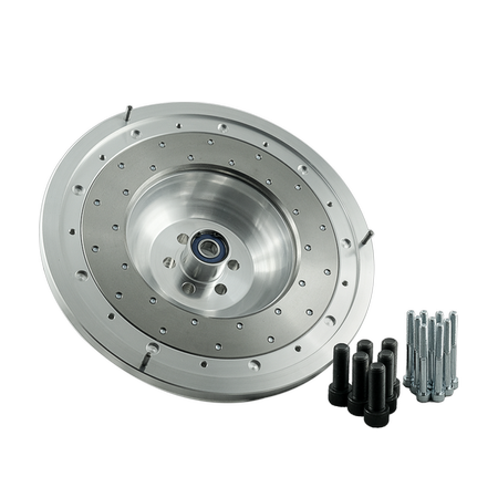 PMC Motorsport STAGE 2 Adapter Kit Nissan RB RB20 RB25 RB26 RB30 - BMW M57N2 ZFGS6-53DZ HGA HGD JGA E60 530D / 228mm / Twin Disc