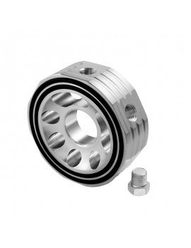 PMC Motorsport Universal Oil Filter adapter M20 with 3 sensors