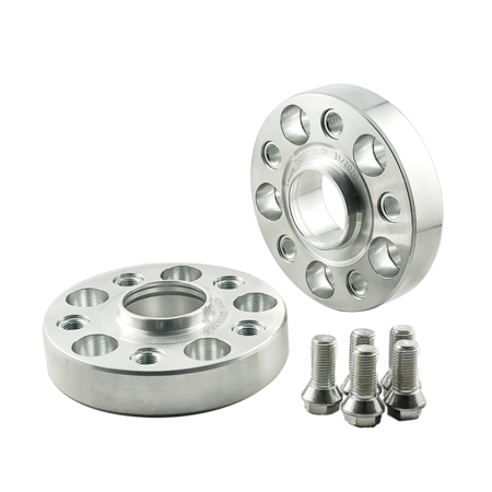 PMC Motorsport aluminum Bolted Wheel Spacers Set for VAG / 5x112 / 57,1 / 40MM