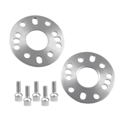 PMC Motorsport aluminum Wheel Spacers Set for VAG 5x112 5x100 4x100 4x108 / 57,1 / 8MM