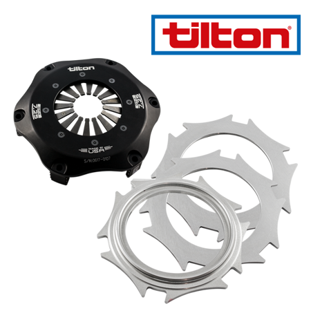 Tilton Engineering 66.003 HGG 7.25″ OT-II Metallic Racing Clutches (Step Type)