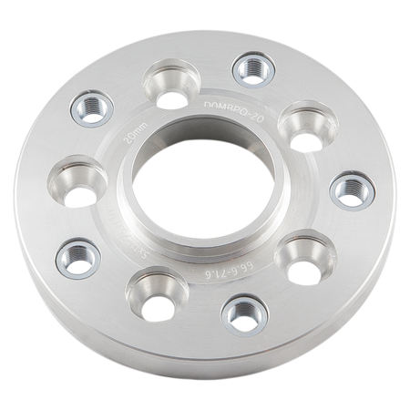 PMC Motorsport Aluminium Spurverbreiterung Set für VAG Adapter 5x112 bis 5x130 / 57,1 bis 71,6 / 20MM