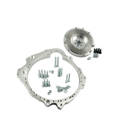 PMC Motorsport Getriebeadapter Kit Nissan RB RB20 RB25 RB26 RB30 - BMW M50 M52 M54 S50 S52 ZF310 ZF320 E36 M3 Getrag 420