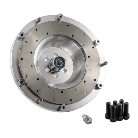 PMC Motorsport  STAGE 1 Adapter Kit Nissan RB RB20 RB25 RB26 RB30 -  BMW M57N2 ZF GS6-53DZ HGD JGA E60 530D / 240mm / Single Disc