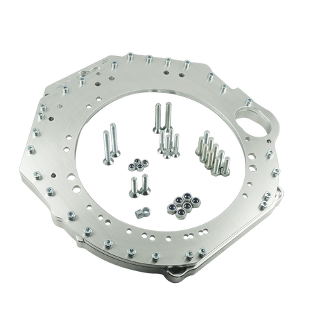 PMC Motorsport Race Stage 3 Adapter Kit GM Chevrolet V8 LS LS1 LS3 LS7 - BMW M57 ZF GS5-39DZ / BMW E46 M3 GETRAG 420 (Triple disc) (Tilton Engineering®)