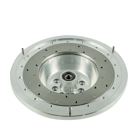 PMC Motorsport Zestaw do konwersji Toyota JZ 1JZ 2JZ - BMW M57N M57N2 ZF GS6-53DZ HGD JGA E60 530D / 228mm (twin disc)